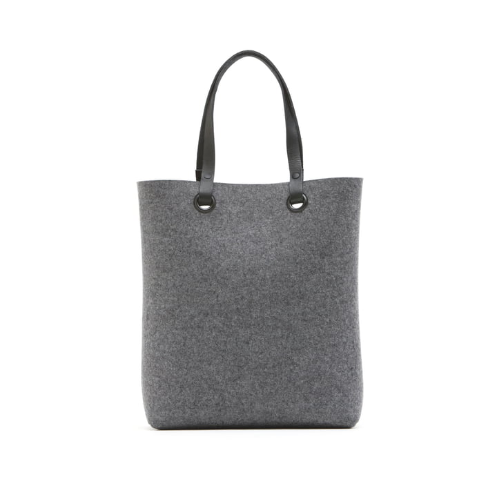Hey Sign - Allrounder Tasche M, anthrazit