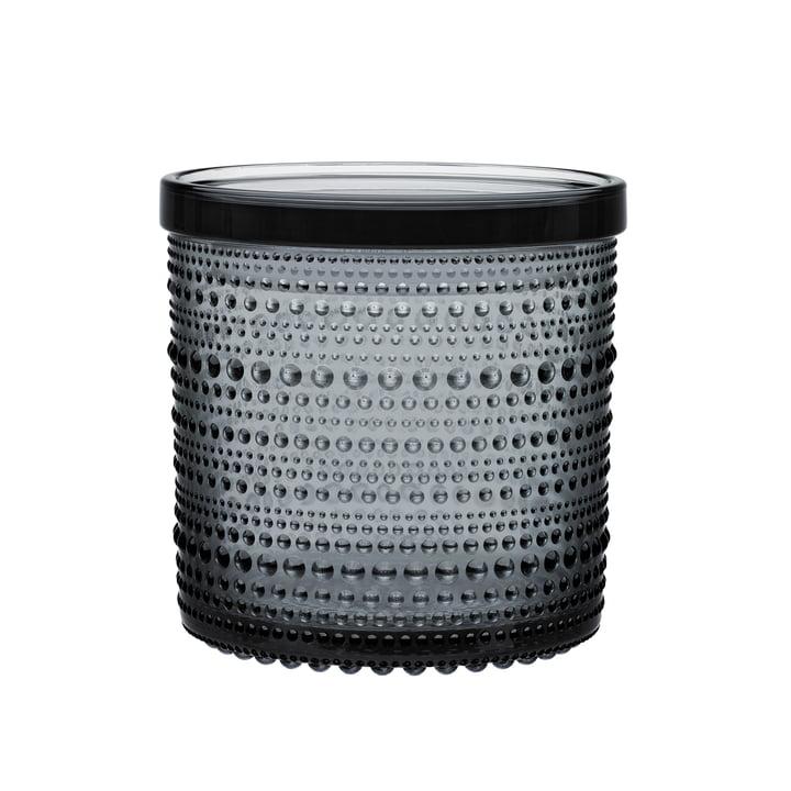 Kastehelmi Vorratsdose 116 x 114 mm von Iittala in Grau