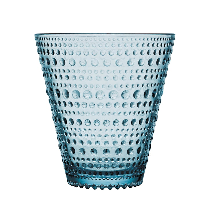 Kastehelmi Trinkglas 30 cl von Iittala in Hellblau