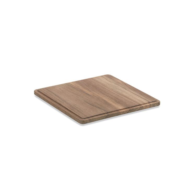 Plank Schneidebrett (4er-Set) von Skagerak in Teakholz