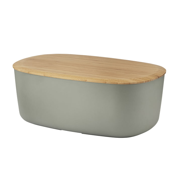 Box-It Brotkasten von Rig-Tig by Stelton in Grau