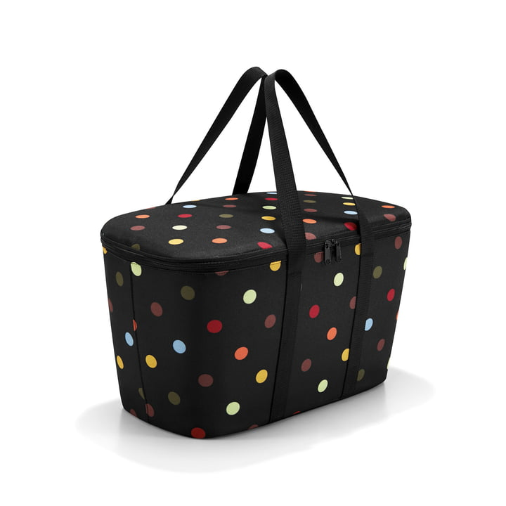 coolerbag von reisenthel in dots