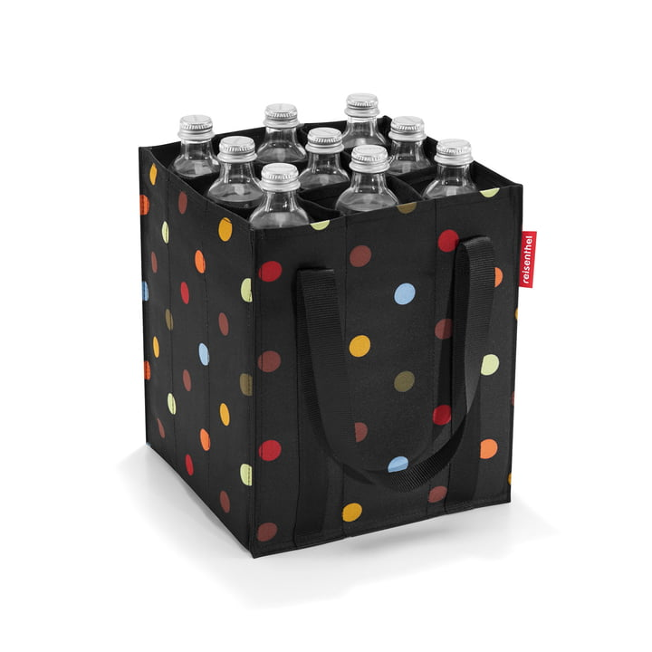 reisenthel - bottlebag, dots