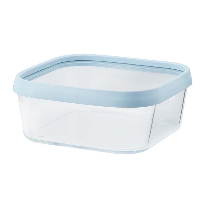 Rig-Tig by Stelton - Cook & Freeze Auflaufform / Gefrierbox groß in blau