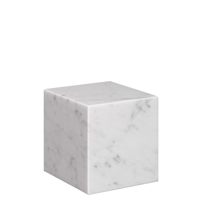 e15 - AC11 Stop Buchstütze H 10 cm in weiß