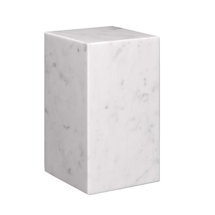 e15 - AC11 Stop Buchstütze H 17 cm in weiß