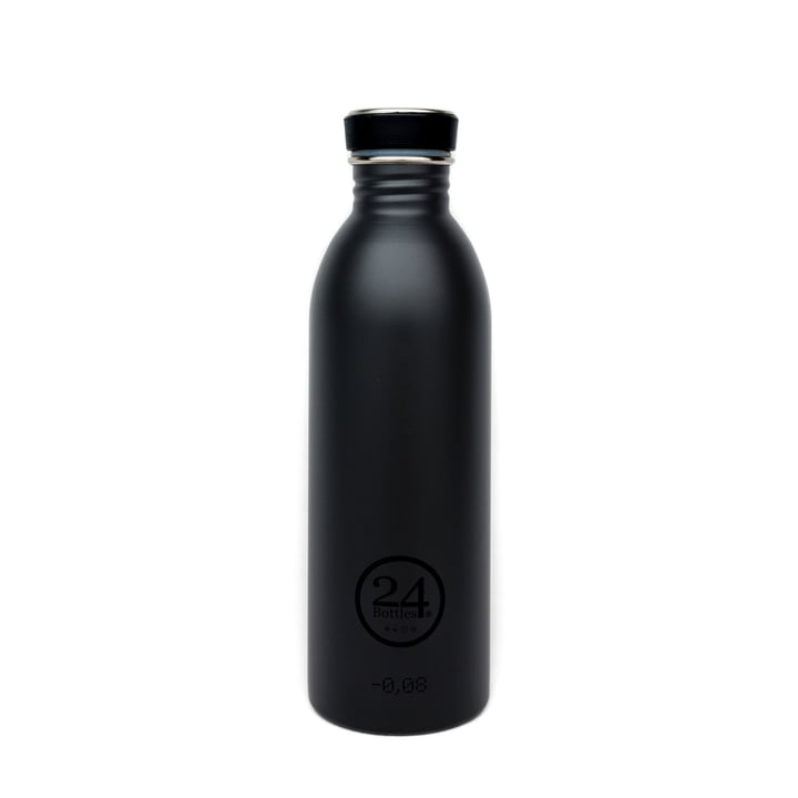 24Bottles - Be urban Be green Edition 0,5 L, tuxedo black