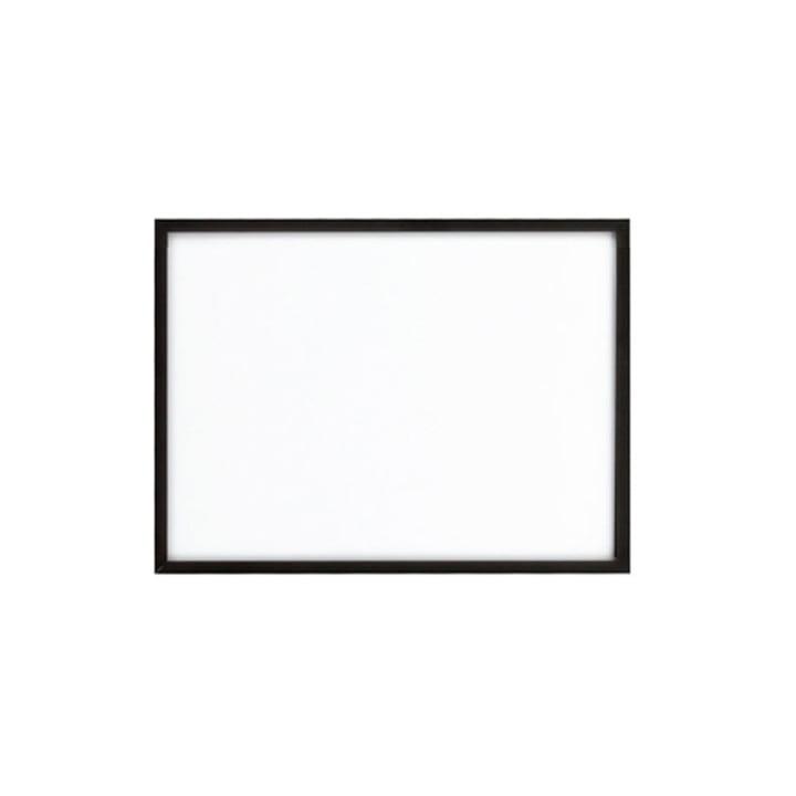 Illustrate Bilderrahmen 21,5 x 14,8 cm von by Lassen in schwarz