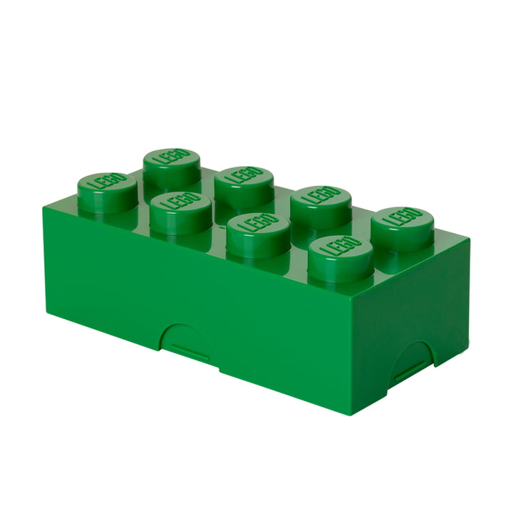 Lego - Lunch Box 8, grün