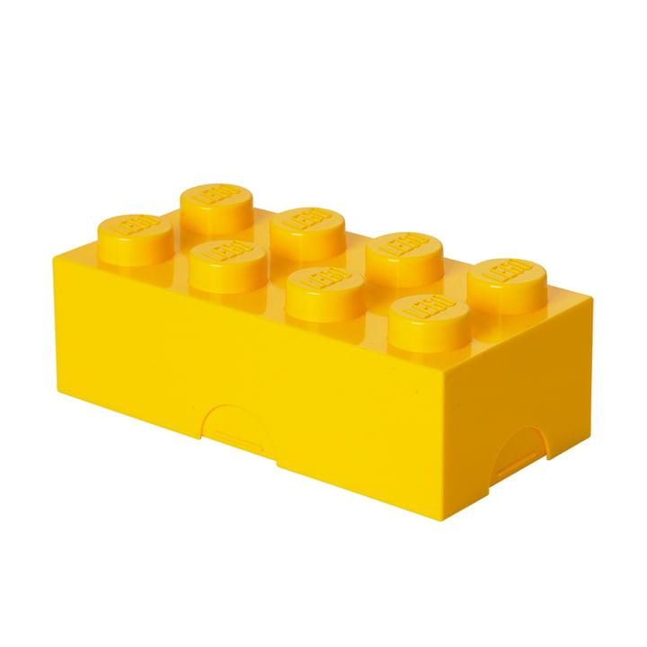 Lego - Lunch Box 8, gelb