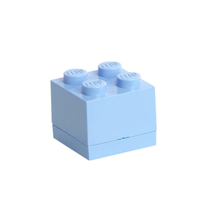 Lego - Mini-Box 4, hellblau