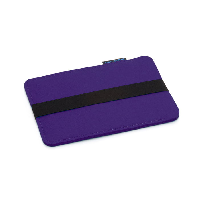 Hey Sign - Pad Bag Mini iPad Case, violett