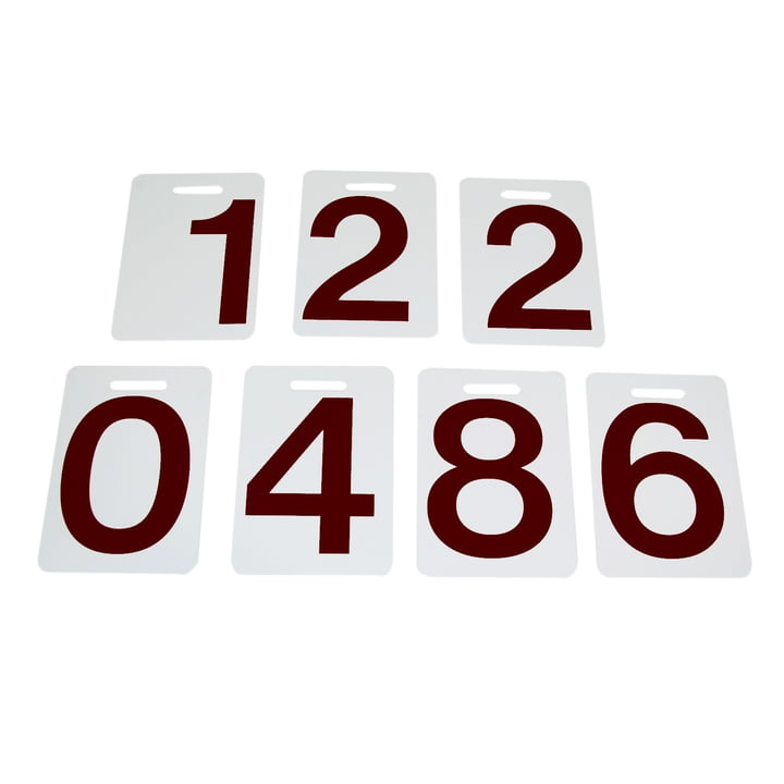 Danese Milano - Formosa Ersatznummern (schwarz)