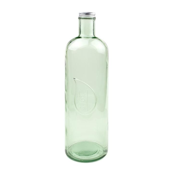 Drop Wasser- und Weinflasche von Novoform in frühlingsgrün