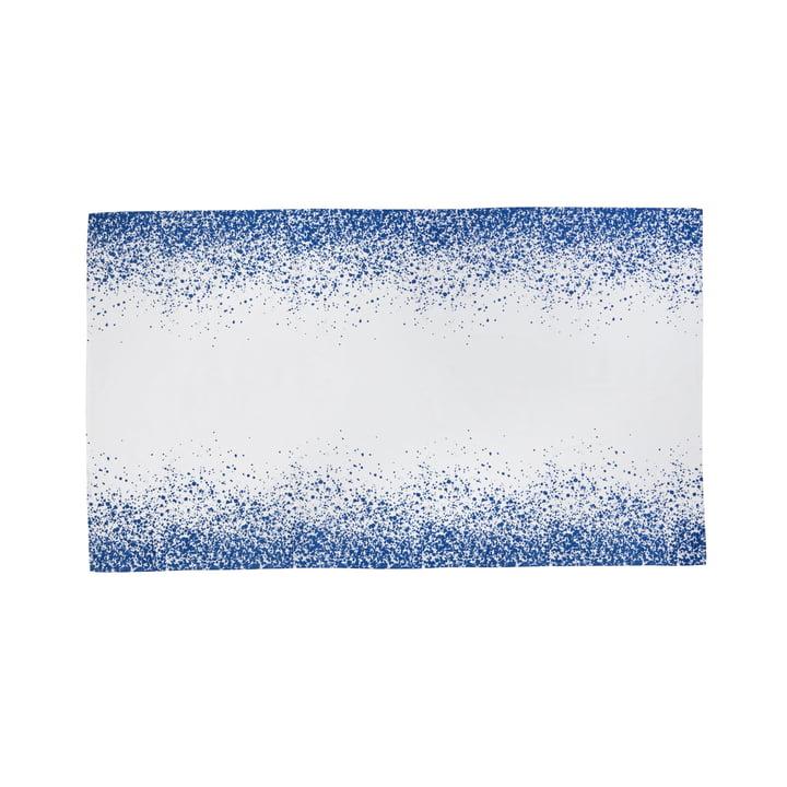Splash Tischdecke 140 x 240 cm von ferm Living in Blau