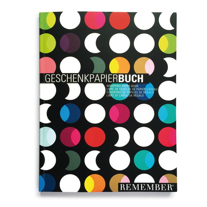 Geschenkpapier-Buch von Remember