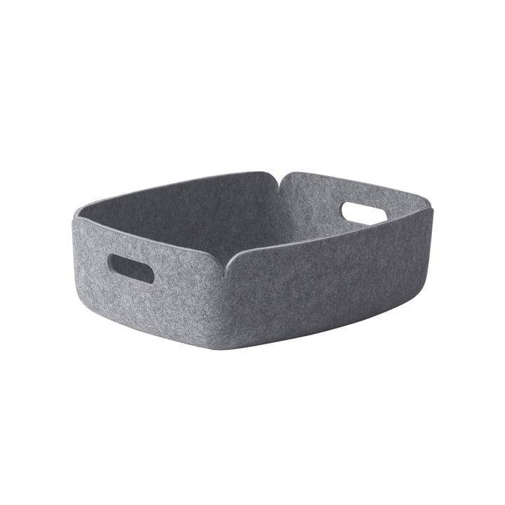 Muuto - Restore Tablett, grau