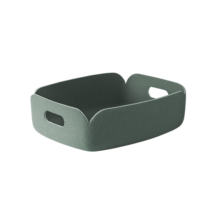 Muuto - Restore Tablett, grün