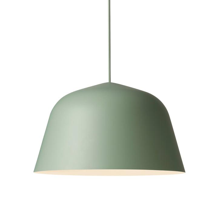 Muuto - Ambit Pendelleuchte Ø 40 cm, dusty green