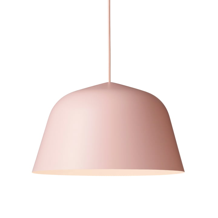 Muuto - Ambit Pendelleuchte Ø 40 cm, rosa