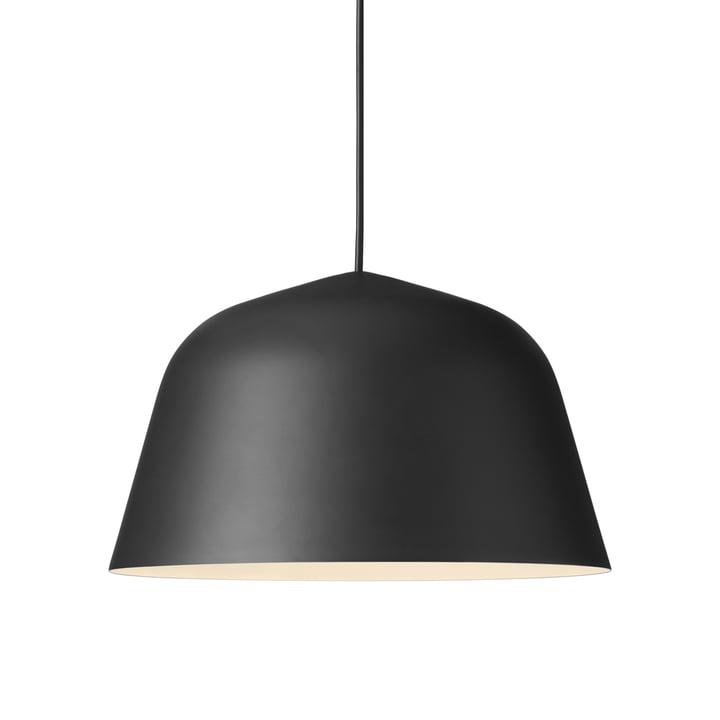 Muuto - Ambit Pendelleuchte Ø 40 cm, schwarz