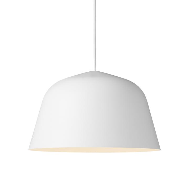 Muuto - Ambit Pendelleuchte Ø 40 cm, weiß