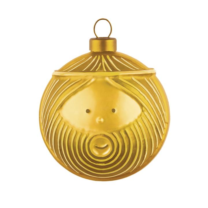 Josef Weihnachtsbaumkugel von A di Alessi