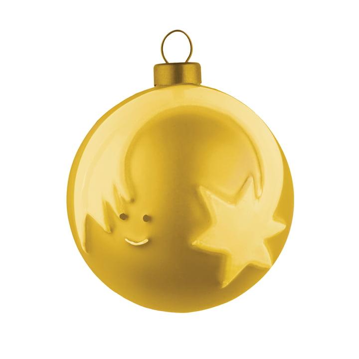 Weihnachtsstern Weihnachtsbaumkugel von A di Alessi