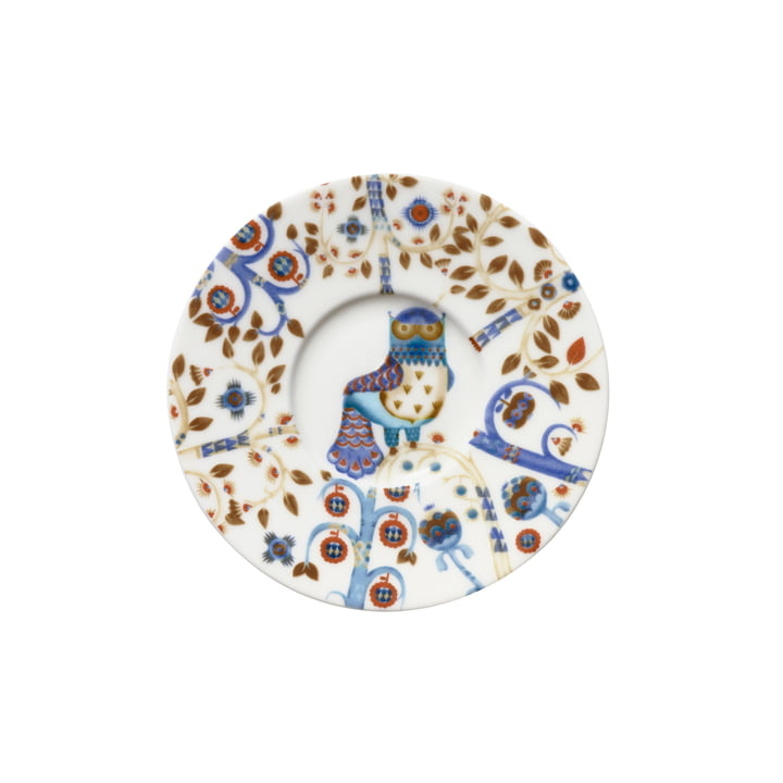 Iittala - Taika Espressountertasse Ø 11 cm, weiß