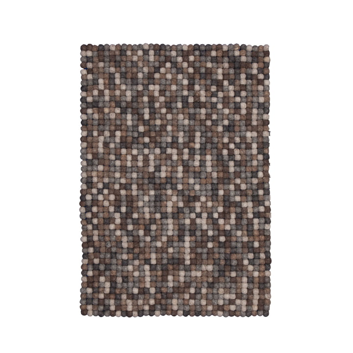 Néla Teppich Rechteckig 120 × 170 cm von myfelt