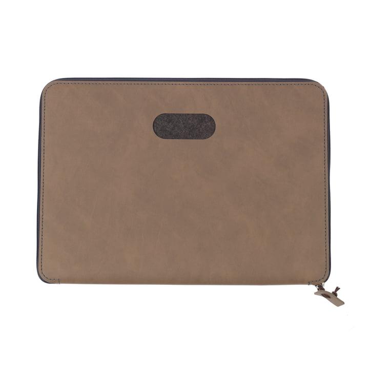 LindDNA - Torro Bag 15″ Laptoptasche in Braun