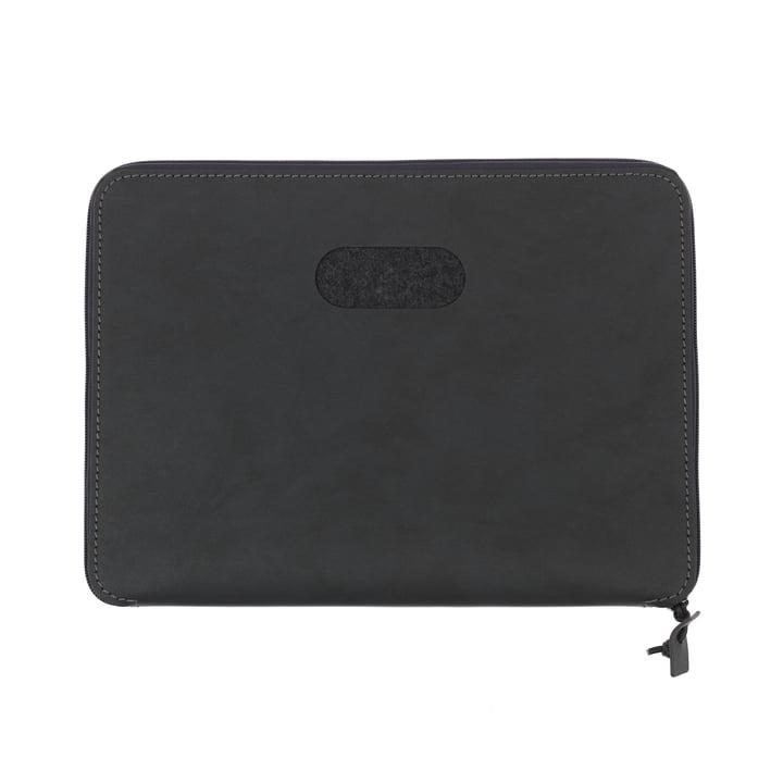 LindDNA - Torro Bag 15″ Laptoptasche in Schwarz