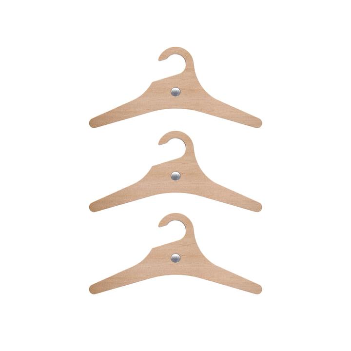 Rizz - Kleiderbügel The Sparrow (3er-Set) für Kinder