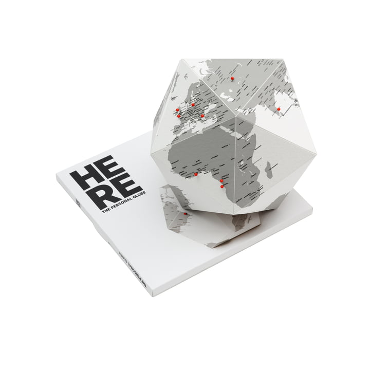 Here The Personal Globe von Palomar in der mittleren Größe
