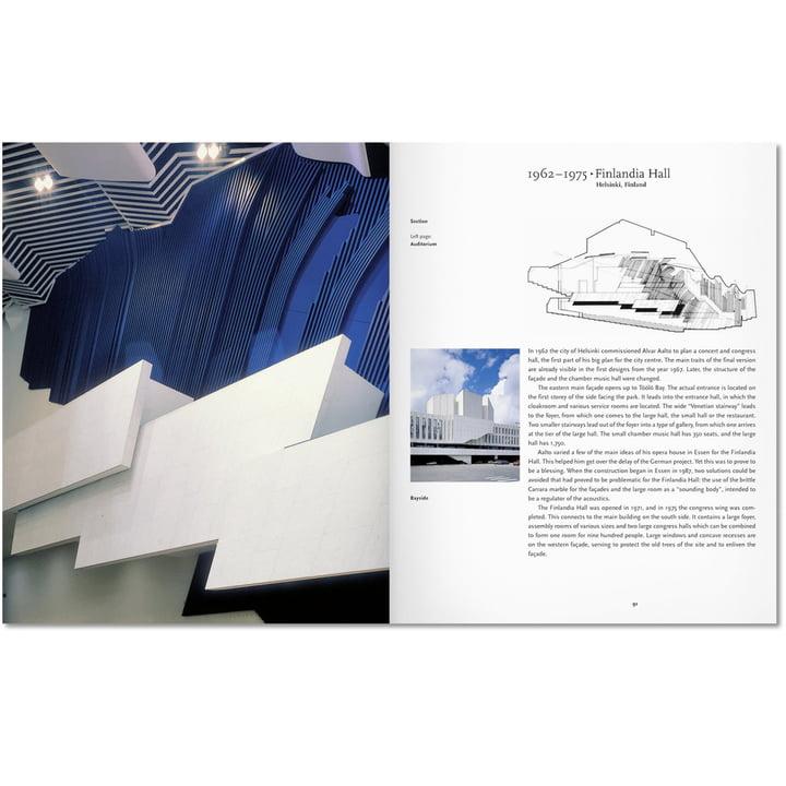 Buch Aalto von Taschen in der Kleinen Reihe 2.0