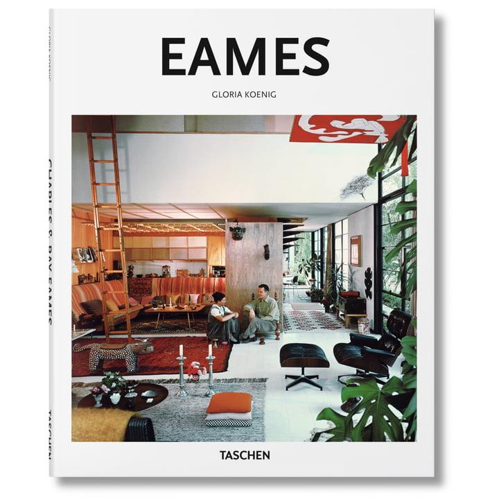 Cover Buch Eames - Architektur von Taschen in der Kleinen Reihe 2.0