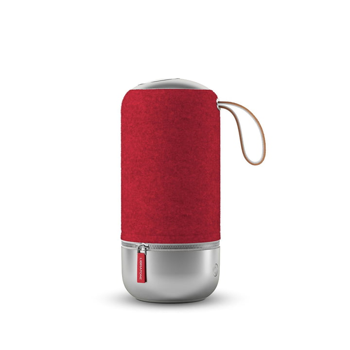 ZIPP MINI Copenhagen von Libratone Raspberry Red