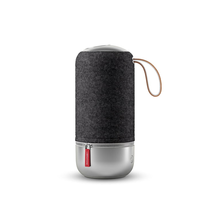 ZIPP MINI Copenhagen von Libratone in Pepper Black