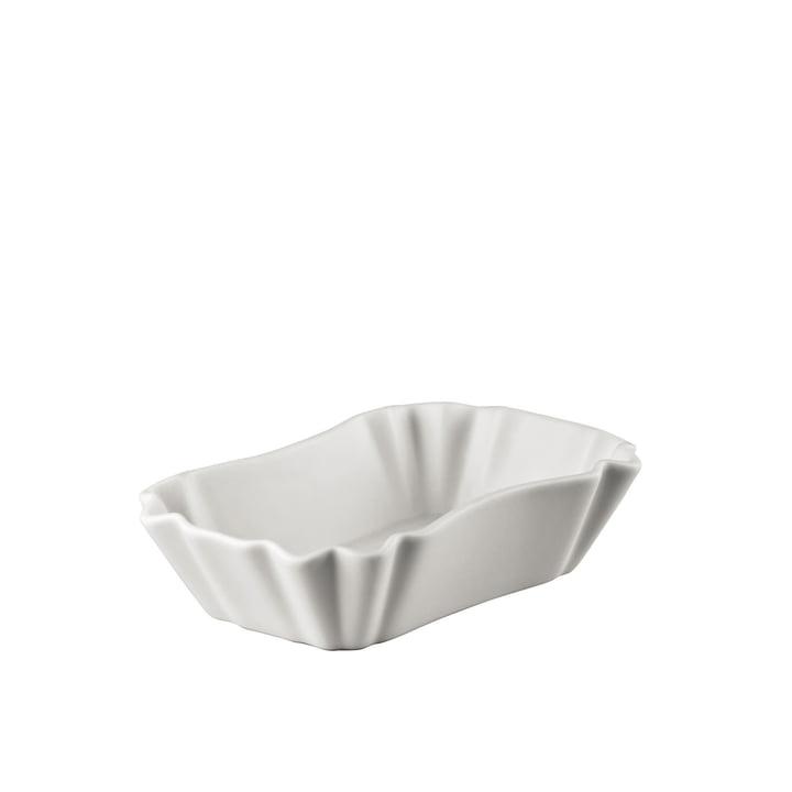 Rosenthal - Pommes-Fit, weiß-matt poliert