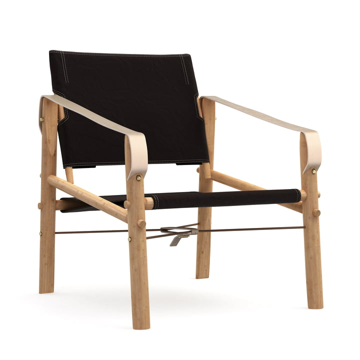 We Do Wood - Nomad Chair, black