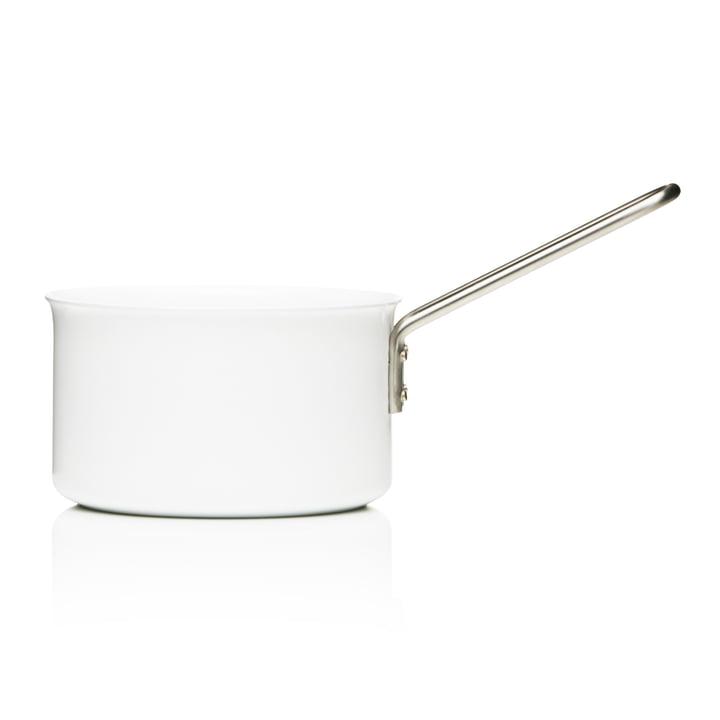White Line Stielkasserolle mit einem Fassungsvermögen von 1.8 l von Eva Trio