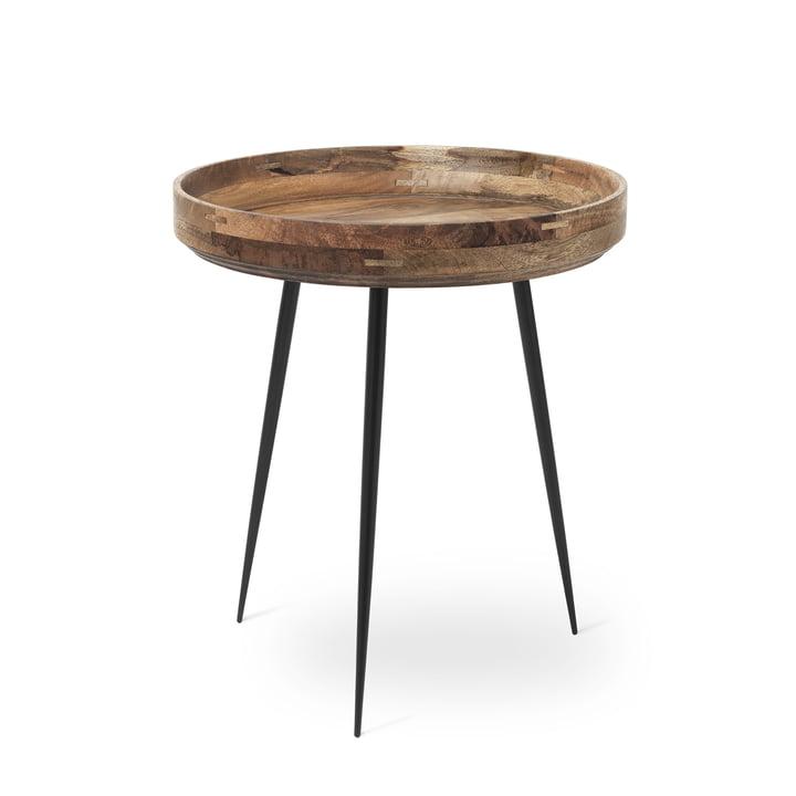 Bowl Table in Mittel von Mater aus Mangoholz in Natur