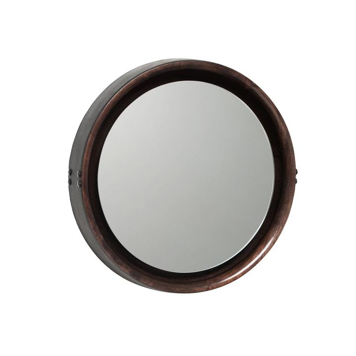 Sophie Mirror von Mater in Mittel, Ø 50 cm
