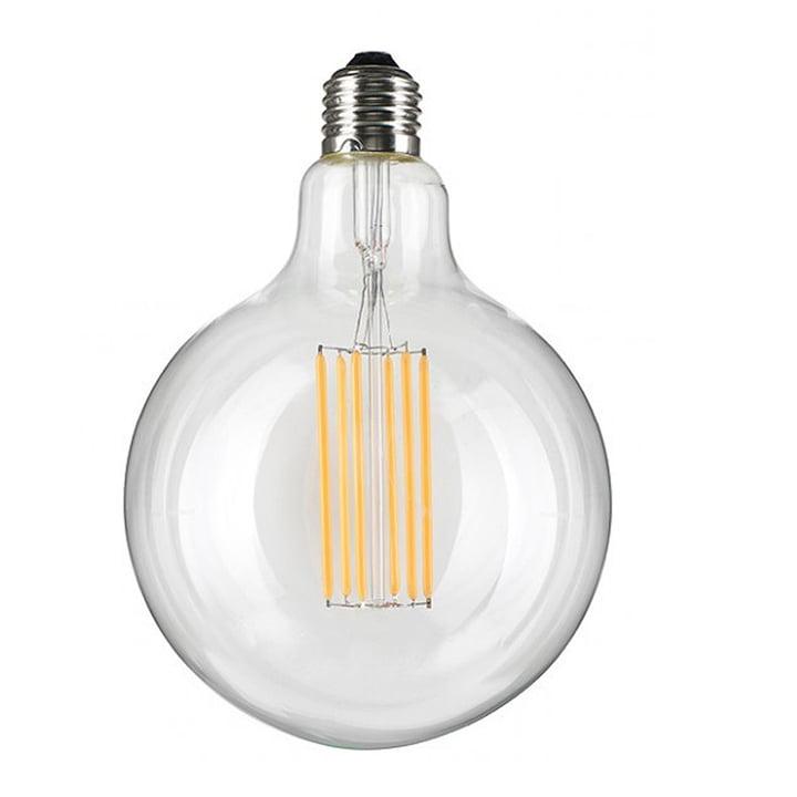 LED-Globe Ø 125 mm, E27, 2W, klar von NUD Collection