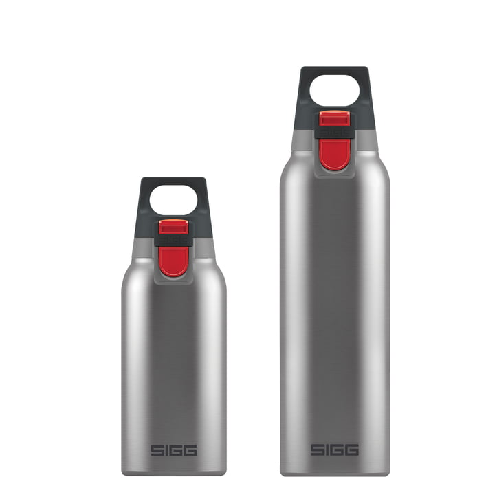 Hot & Cold ONE Brushed Thermoflaschen von Sigg