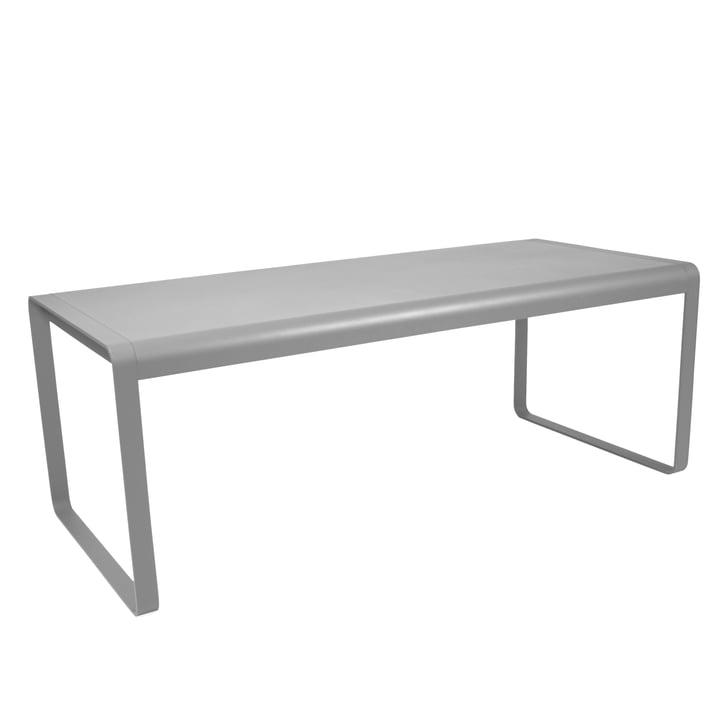 Bellevie Tisch von Fermob in Metallgrau