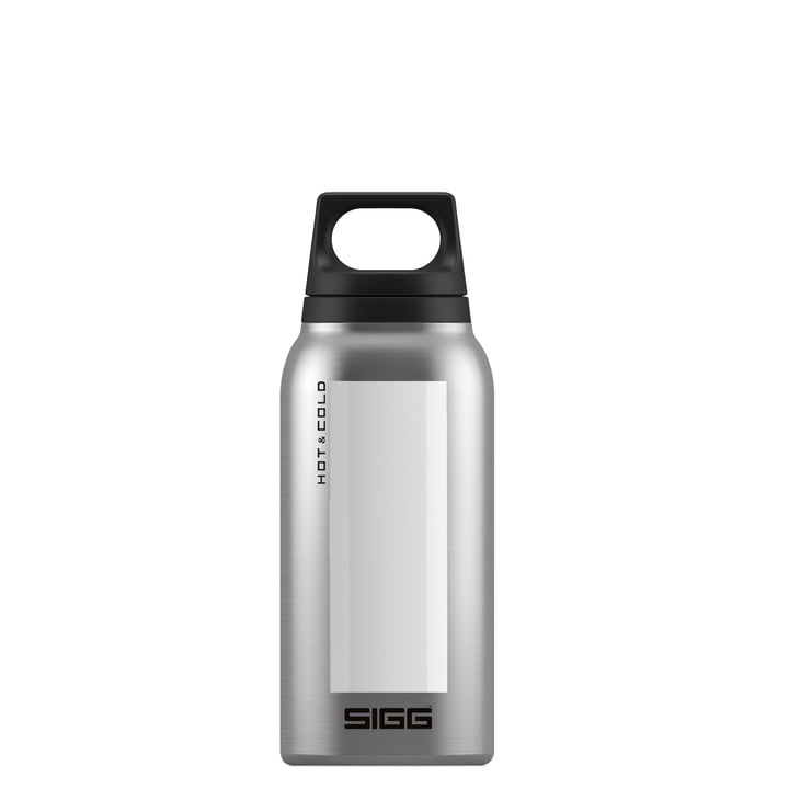Hot & Cold Accent White 0.3 l von Sigg