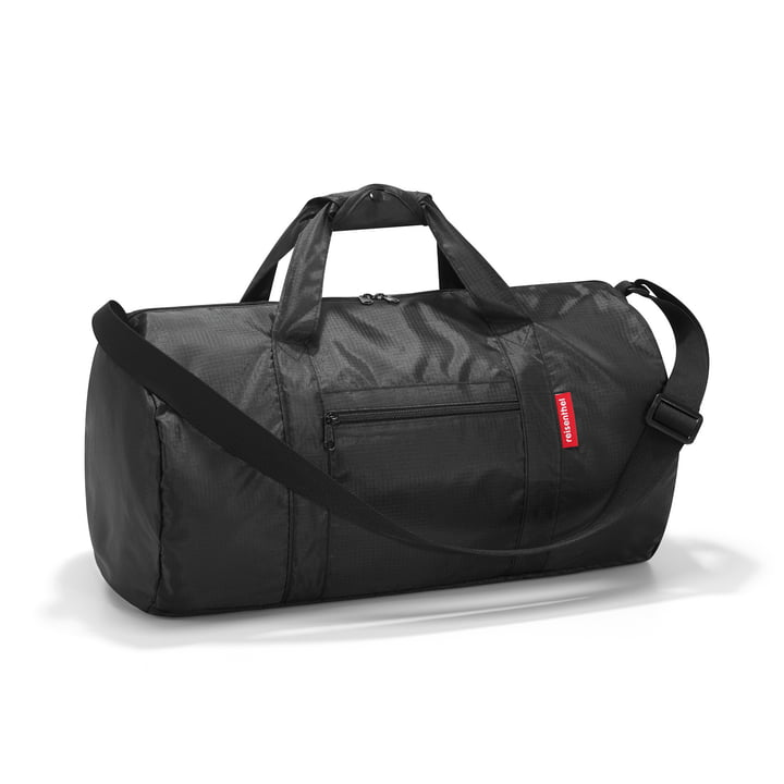 reisenthel - mini maxi dufflebag in Schwarz