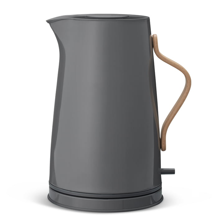Emma Wasserkocher für 1,2 Liter in Grau von Stelton