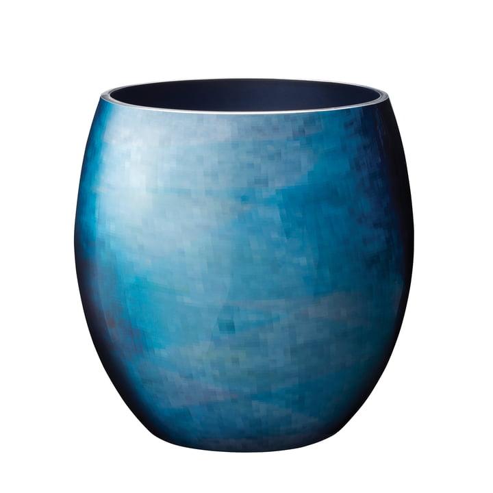 Stockholm Vase Horizon Ø 203 groß von Stelton